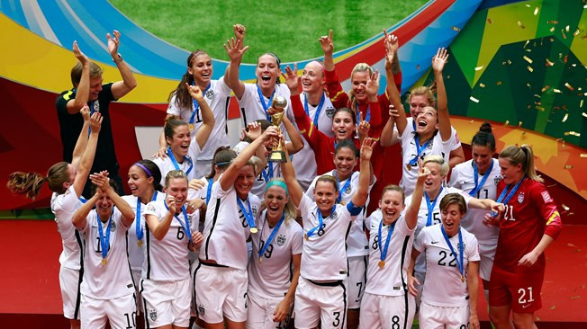 FIFA has doubled the prize money on offer at the Women's World Cup ©FIFA