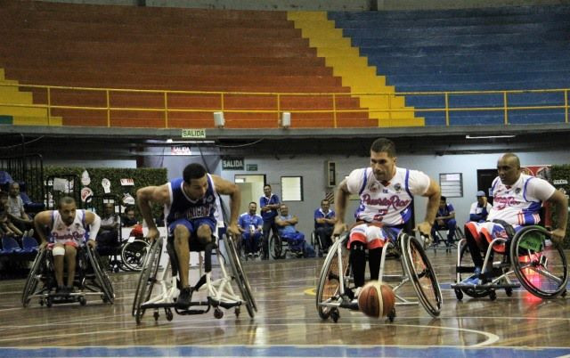 Mexico and Puerto Rico to compete in final of IWBF Central America and Caribbean Championship