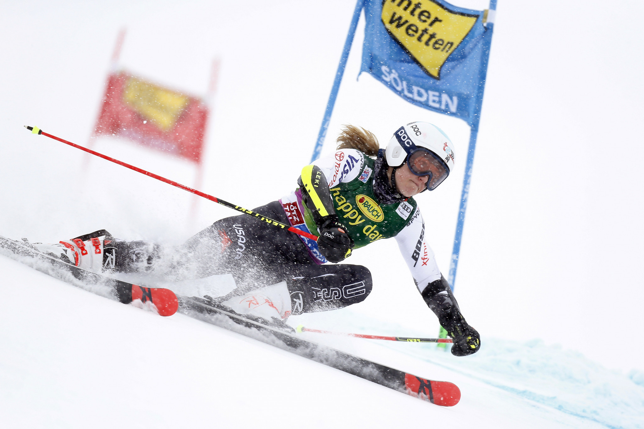 The Alpine Skiing World Cup season begins this weekend in Sölden ©Getty Images