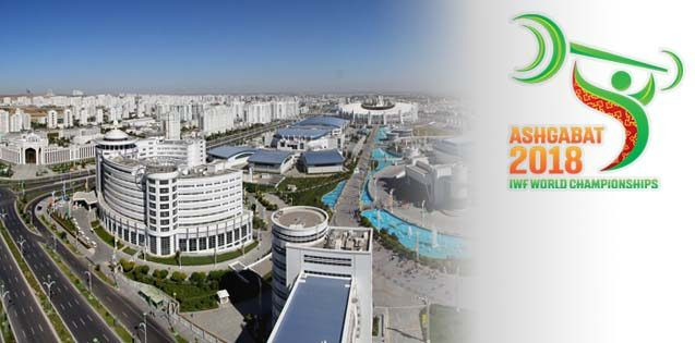 More than 70 athletes barred from Weightlifting World Championships in Ashgabat