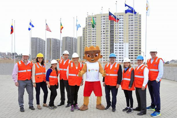 """APC President """"impressed"""" with preparations for Lima 2019 Parapan American Games"""