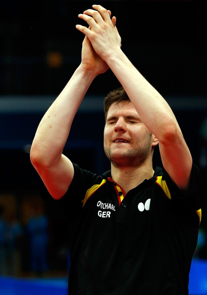 Ovtcharov defends men's singles title at ITTF European Championships