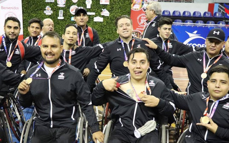 Mexico beat Puerto Rico in final of IWBF Central America and Caribbean Championships