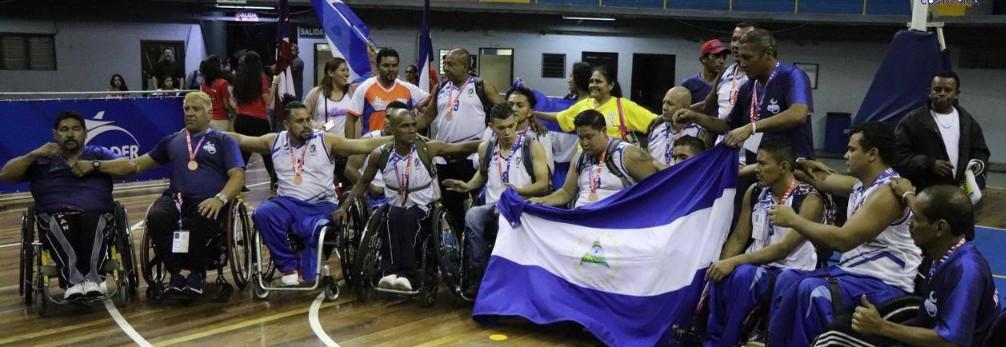 Nicaragua claimed the bronze medal ©CentroBasket BSR Costa Rica 2018/Facebook