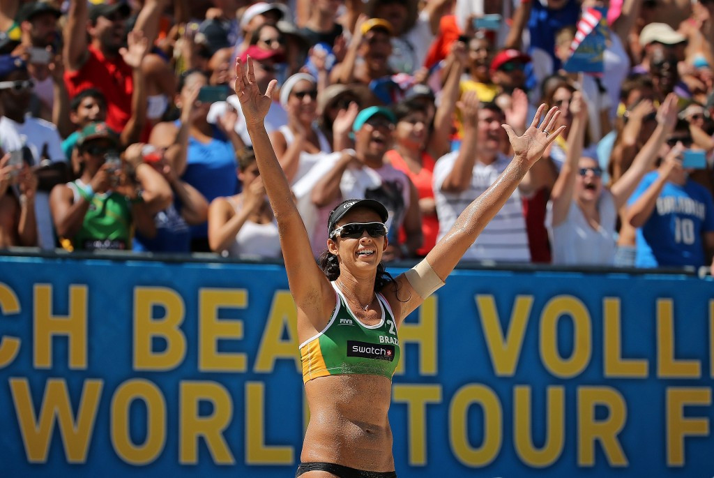 In pictures: FIVB World Tour Finals concludes in Fort Lauderdale
