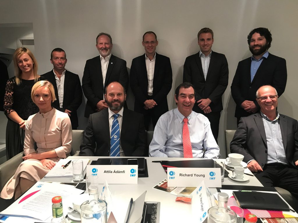 The IWF Clean Sport Commission will deliver a report as part of the Executive Board meeting ©IWF