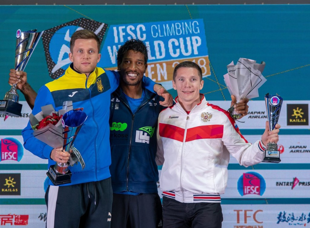 Garnbret and Schubert secure overall series titles at IFSC World Cup in Xiamen