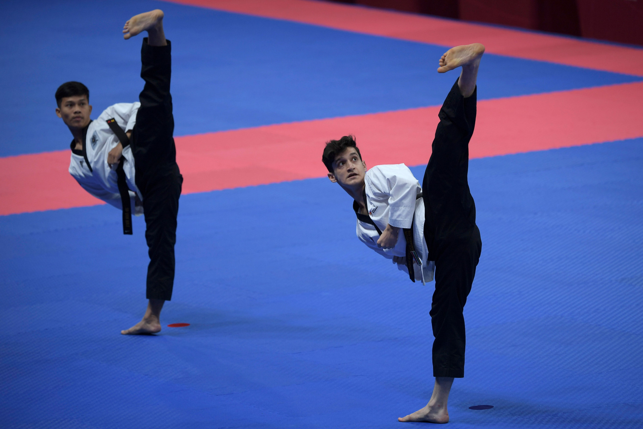 Iran's World Poomsae Taekwondo Championships team announced