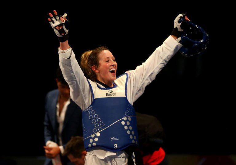 GB Taekwondo performance director delighted by record-equalling medal total at Manchester Grand Prix