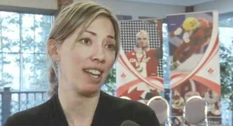 Beckie Scott claims she was bullied by members of the Olympic Movement on WADA's Executive Board ©YouTube