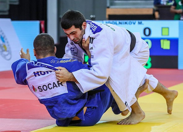Russia win two golds in heavyweight categories at IJF Abu Dhabi Grand Slam