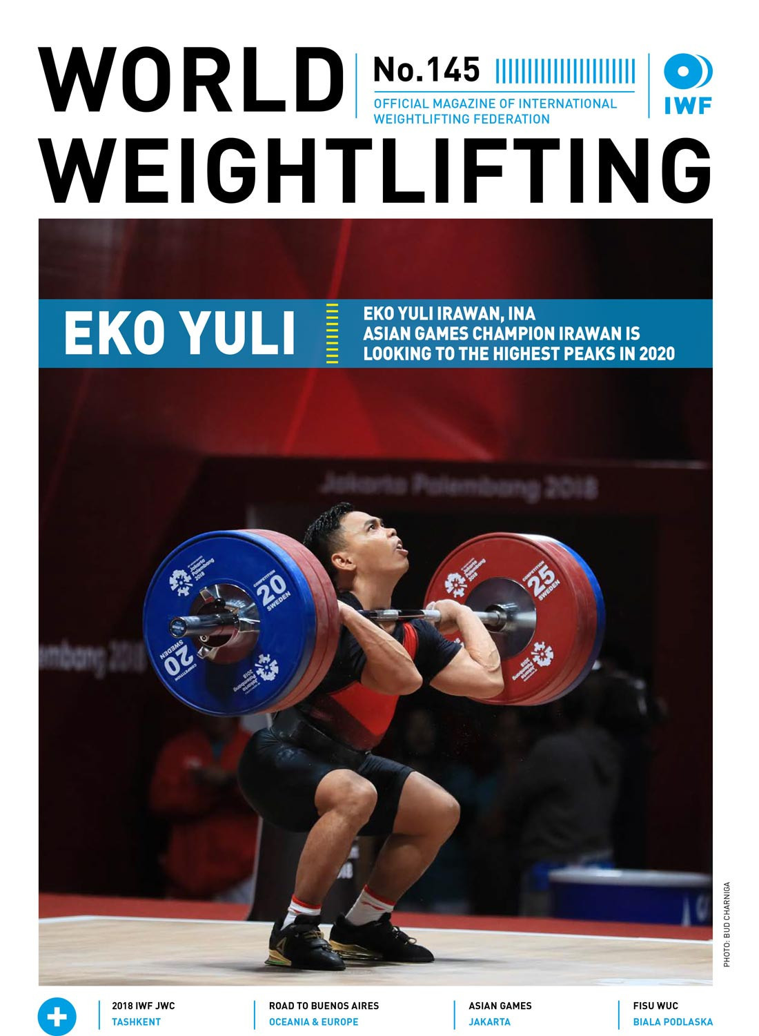 World Weightlifting Magazine No. 145