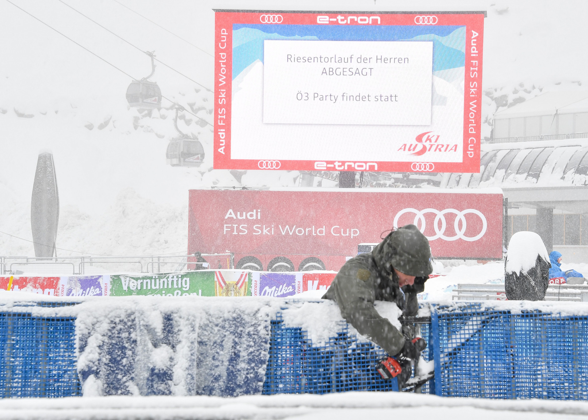 Cancelled men's Alpine Skiing World Cup opener re-scheduled for December in Saalbach-Hinterglemm