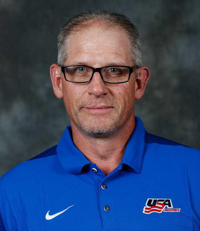 Bob Corkum has been appointed as head coach of the United States women's ice hockey team for the duration of the 2018-2019 season ©USA Hockey