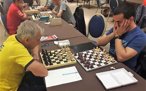 Russia dominate IBSA Chess Individual World Championships in Greece