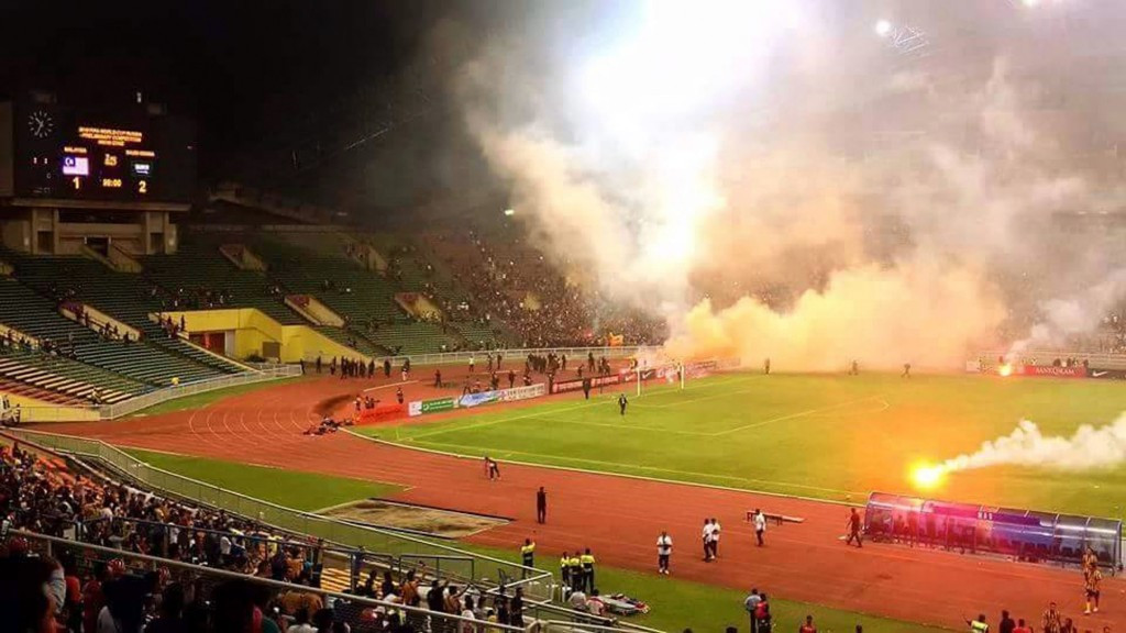 FIFA orders Malaysia to play next World Cup qualifier behind closed doors after crowd trouble during match with Saudi Arabia