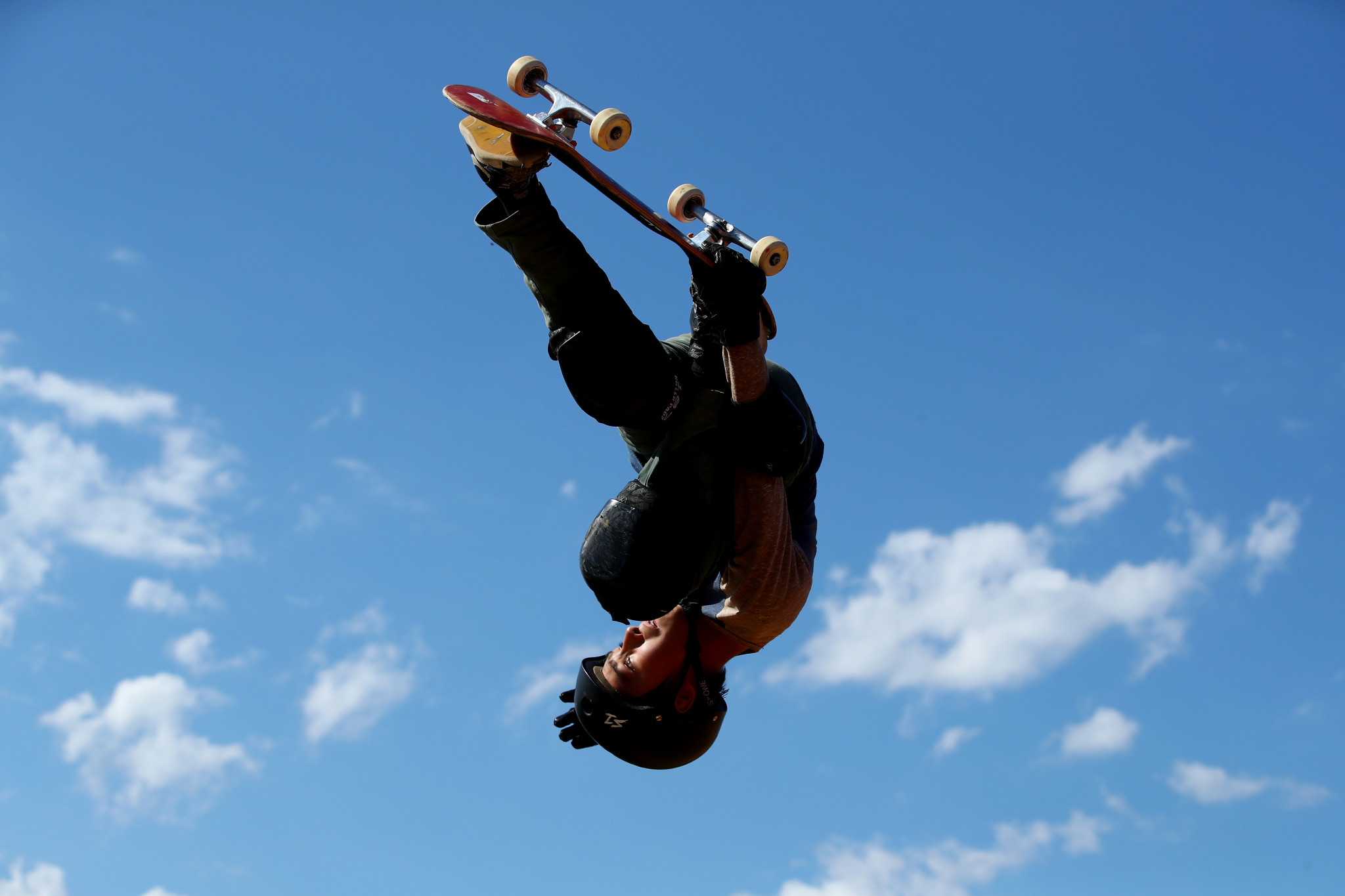 Park skateboarding will make its Olympic debut at Tokyo 2020 ©Getty Images