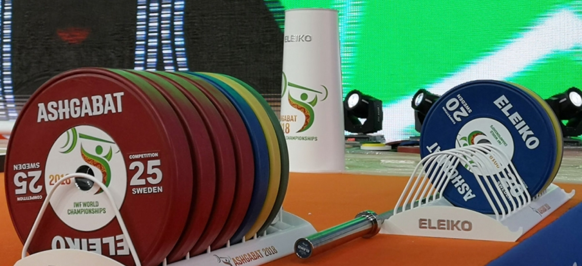 Lima agreed to hand over this year's IWF World Championships to Ashgabat