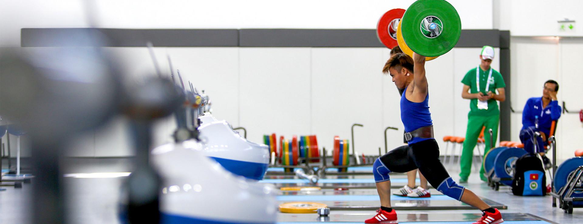 The 2018 IWF World Championships are due to begin in Ashgabat tomorrow ©Ashgabat 2018