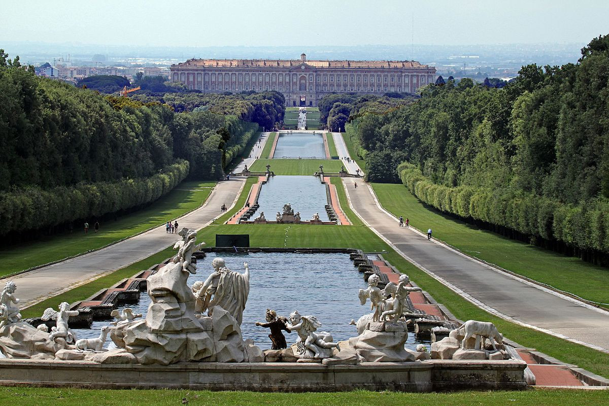 Finals of the archery competition at the 2019 Summer Universiade in Naples are due to take place at the the Caserta Royal Palace - a UNESCO World Heritage site ©Wikipedia