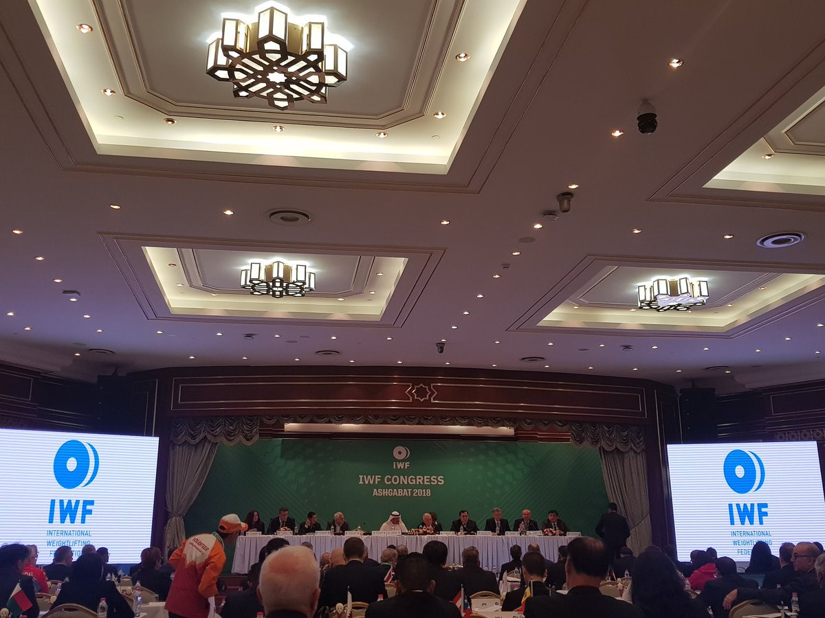 The Presidents of the Iranian and Filipino national federations were among those to call for changes to the Anti-Doping Administration and Management System as the International Weightlifting Federation held its Congress ©ITG