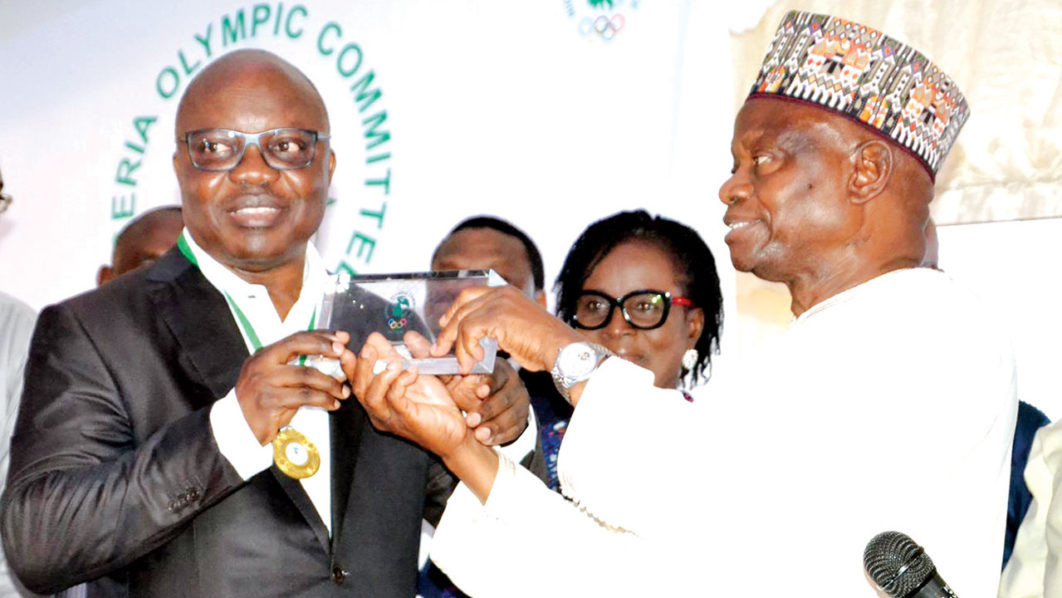 Nigeria Olympic Committee swears in new patrons in bid to help country be more successful