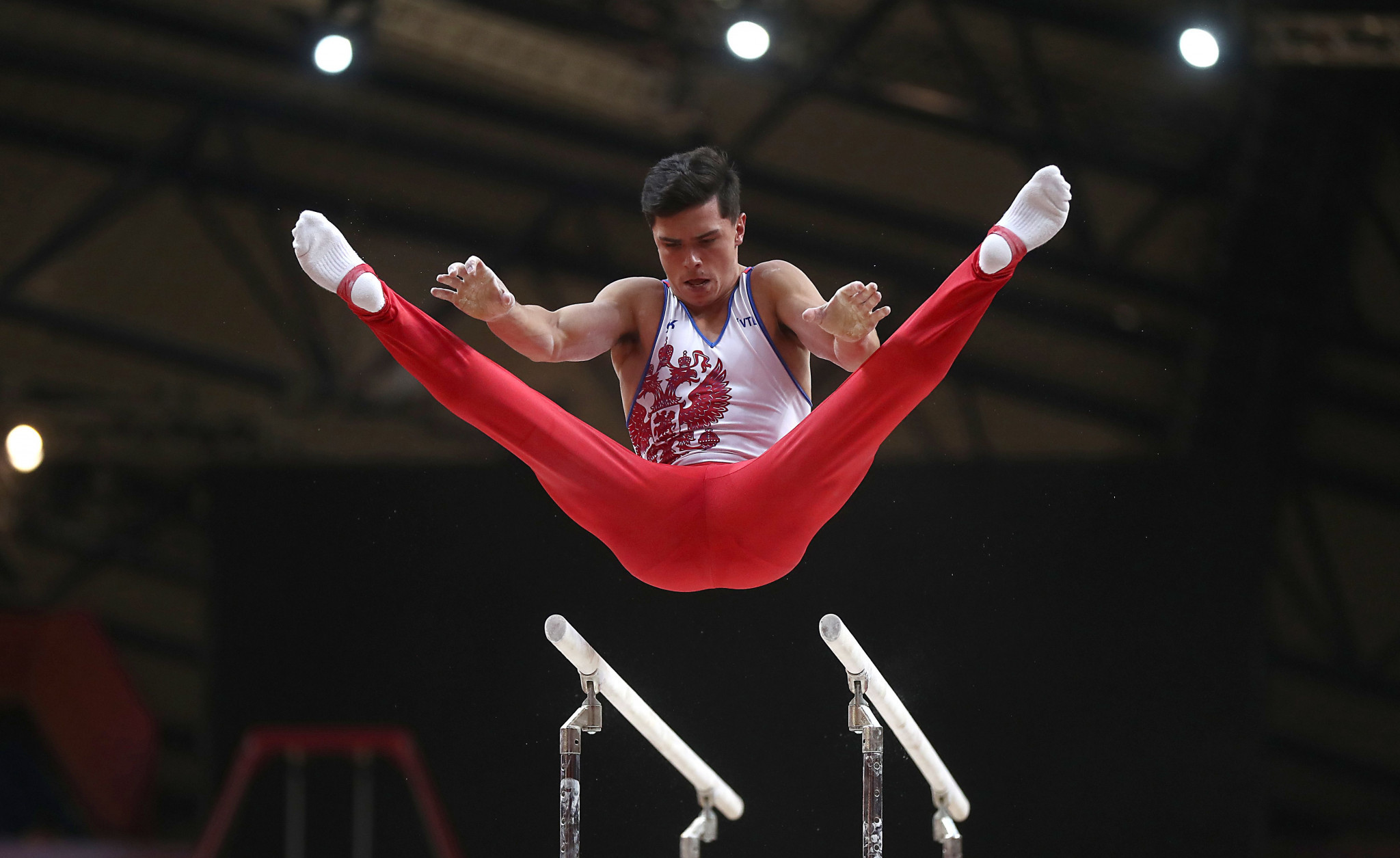 Artur Dalaloyan became the first Russian to win an all-around world title in nearly 20 years ©Getty Images