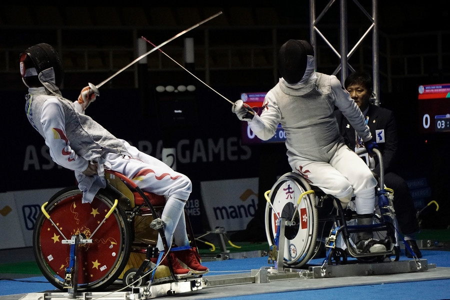 Cheongju awarded 2019 IWAS Wheelchair Fencing World Championships