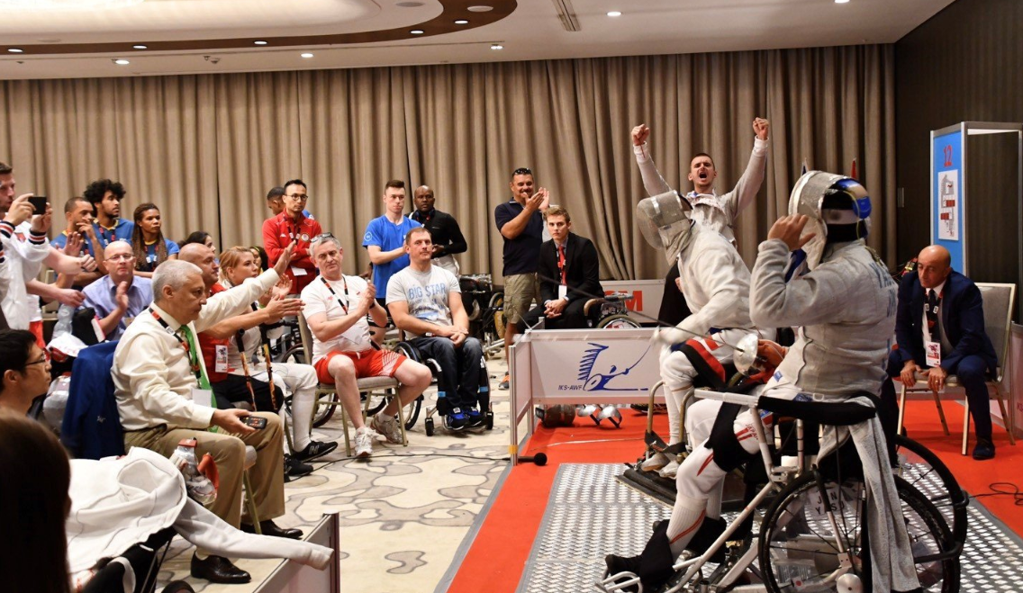 Warsaw is due to host the final IWAS Wheelchair Fencing World Cup before the 2019 World Championships ©Wheelchair Fencing/Twitter
