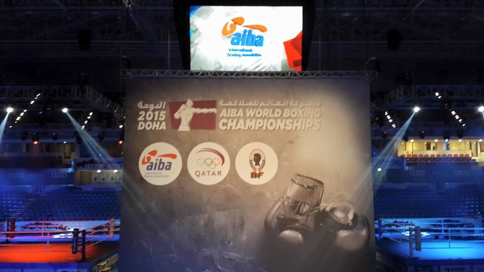 2015 AIBA World Boxing Championships: The Opening Ceremony