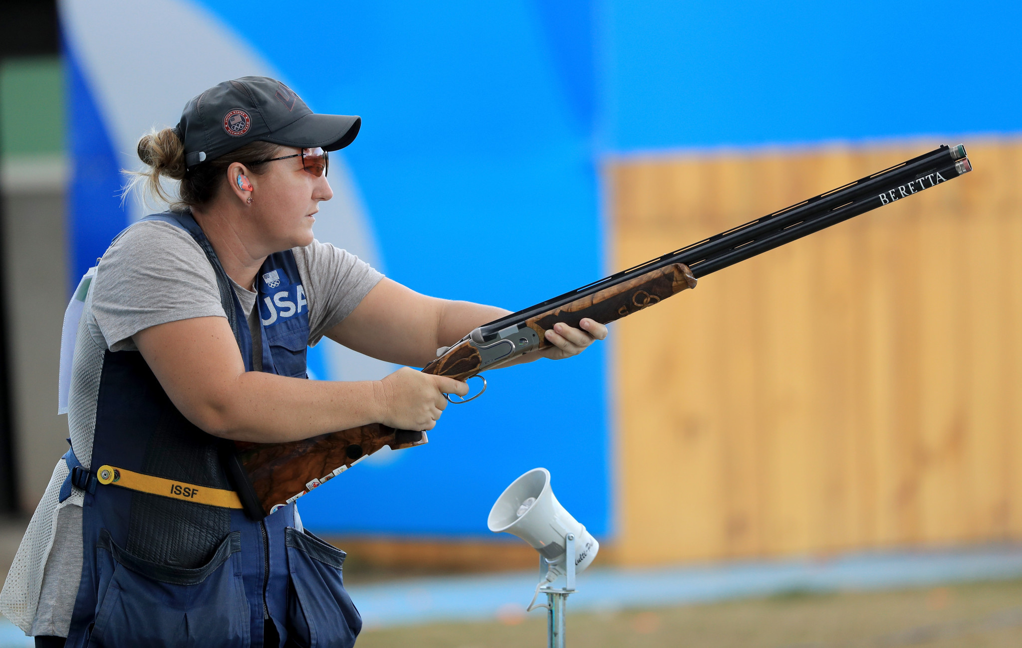 United States shooters are currently preparing for the Championship of the Americas in Mexico ©USA Shooting