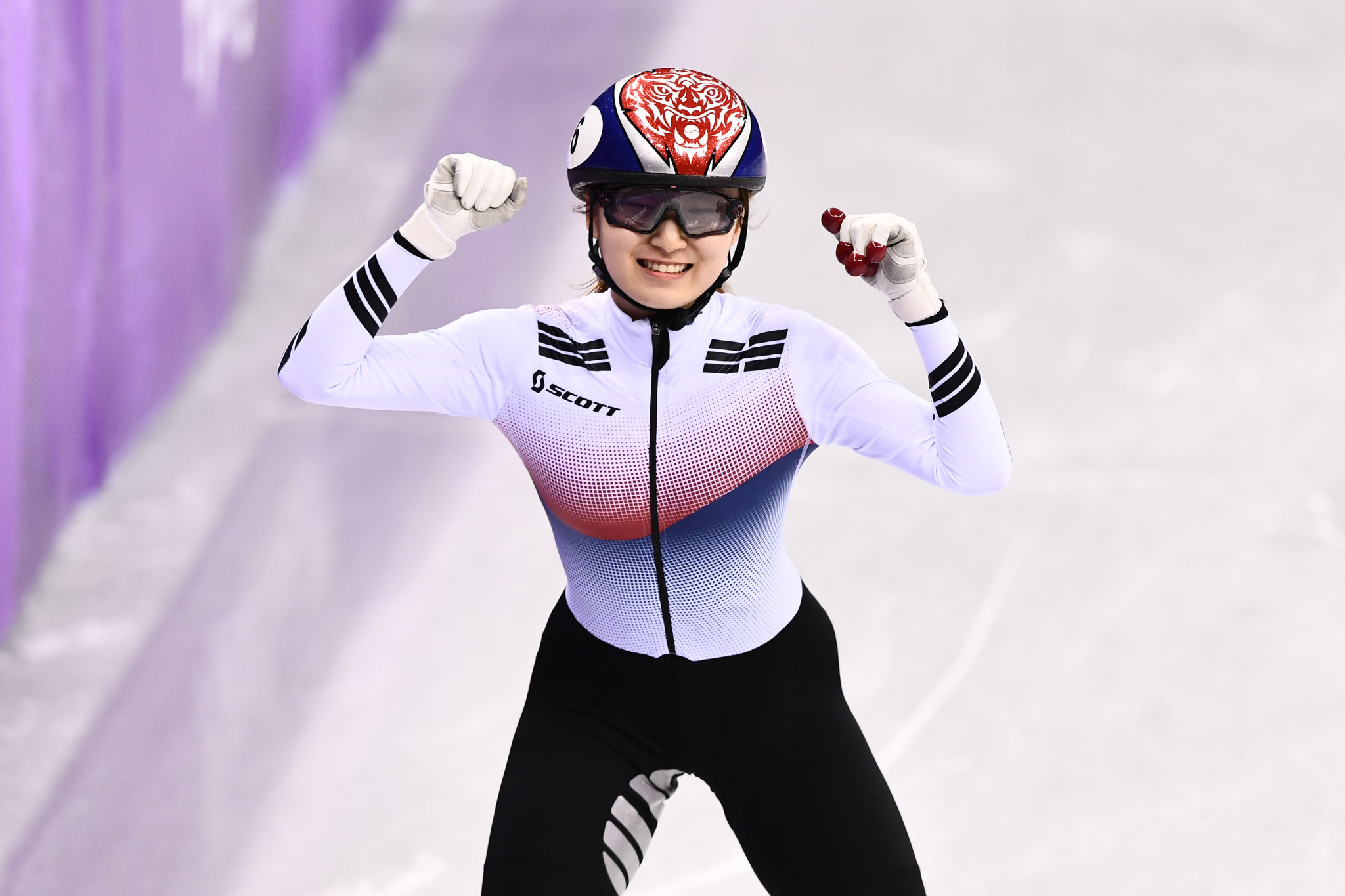 Choi Minjeong of South Korea is the one to watch as the International Skating Union World Cup Short Track season begins in Calgary ©Getty Images