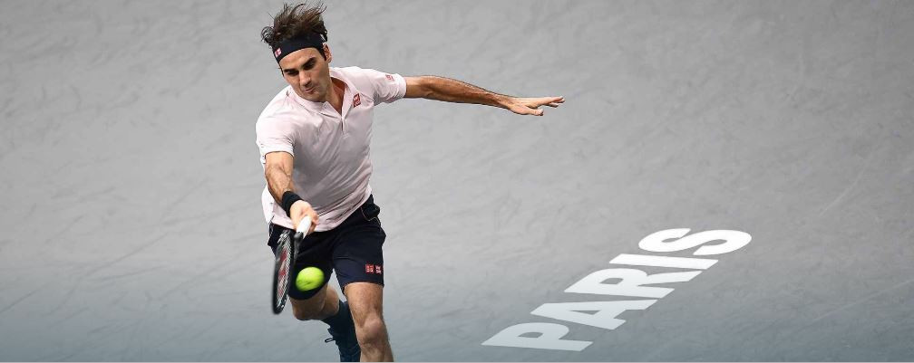Federer and Djokovic advance to quarter-finals at ATP Paris Masters