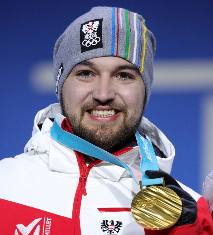 Olympic luge champion Gleirscher receives Austria's Rising Star of the Year award