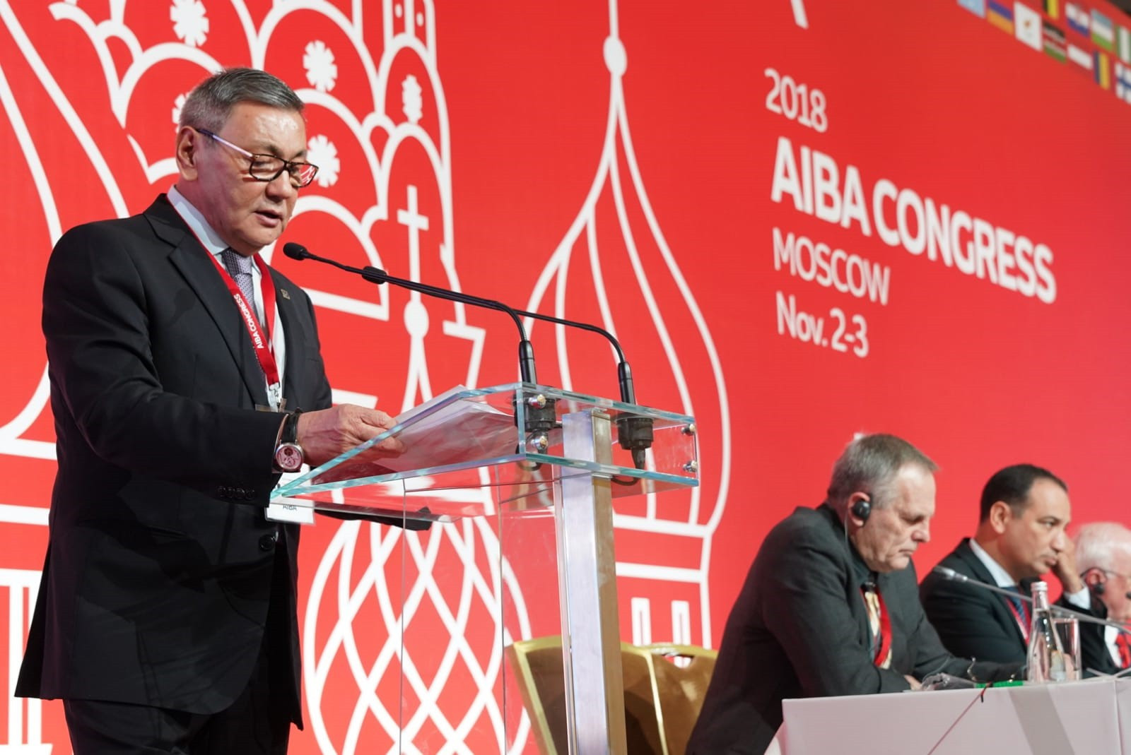 Rakhimov plan to step aside as AIBA President for temporary period to ensure future of Olympic boxing suffers setback