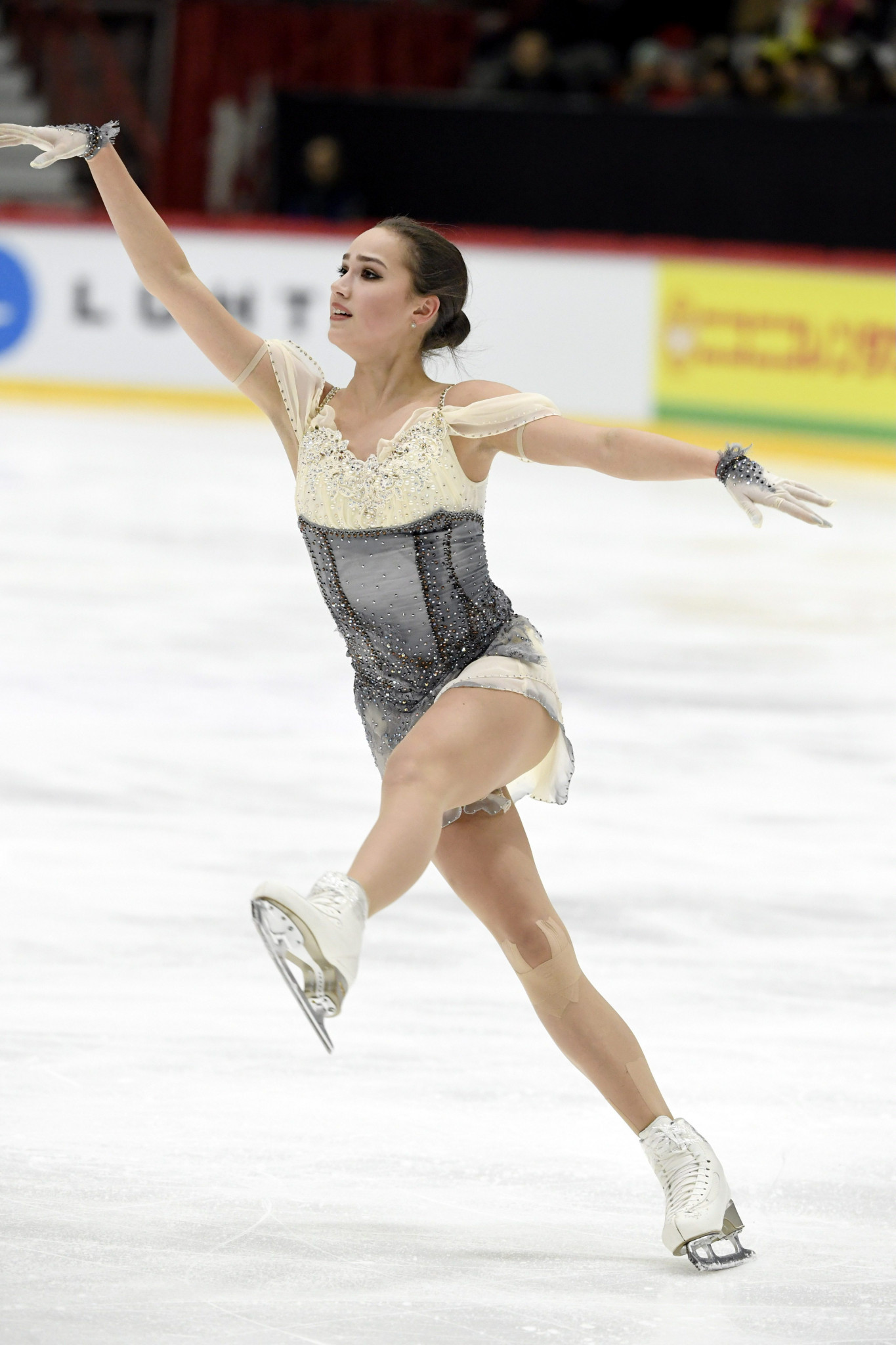 Olympic champion Zagitova takes firm grip on ISU Helsinki Figure Skating Grand Prix