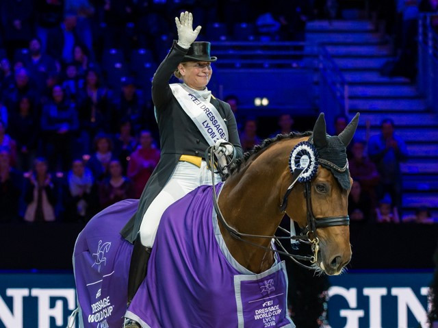 Dressage icon Werth off to strong start in new FEI World Cup season