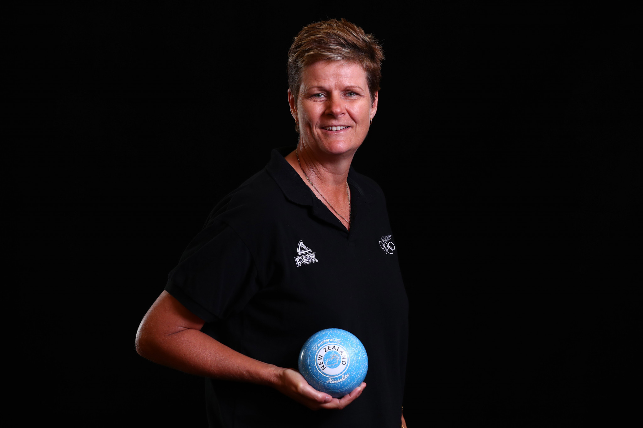 Jo Edwards of New Zealand has reached the women's final at the World Bowls Champion of Champions competition in Australia ©Getty Images