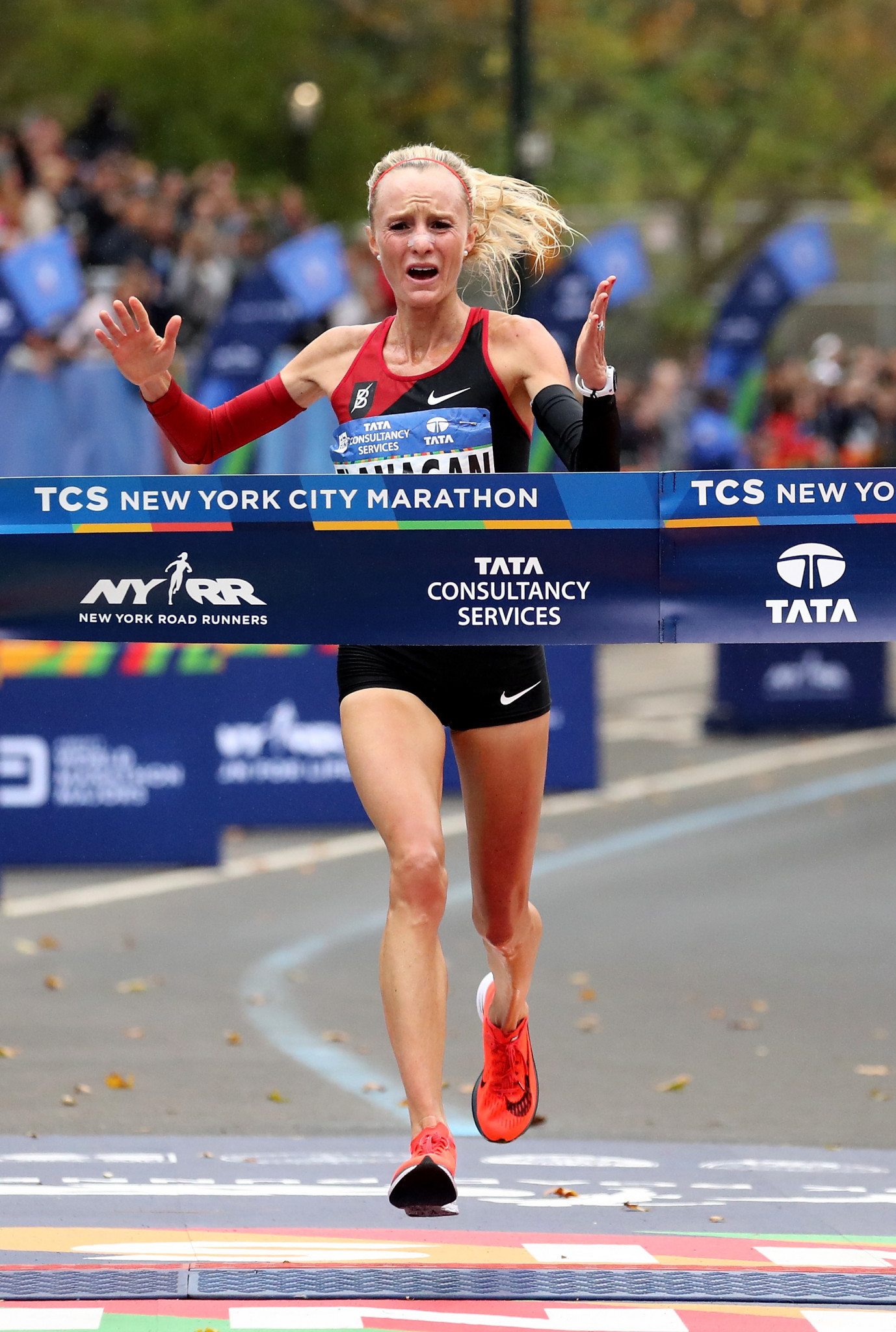 Kamworor and Flanagan prepare to defend New York City Marathon titles