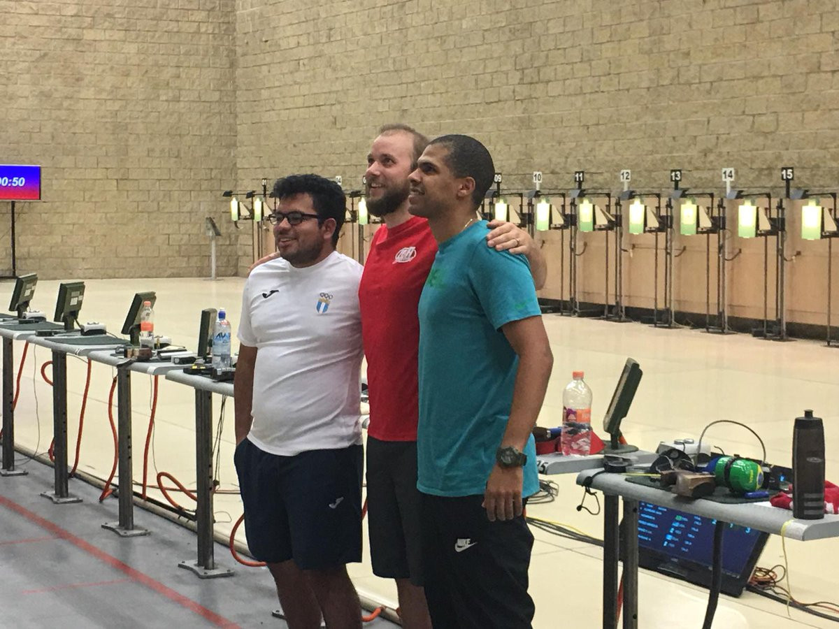Strong day for United States at Shooting Championship of the Americas in Mexico