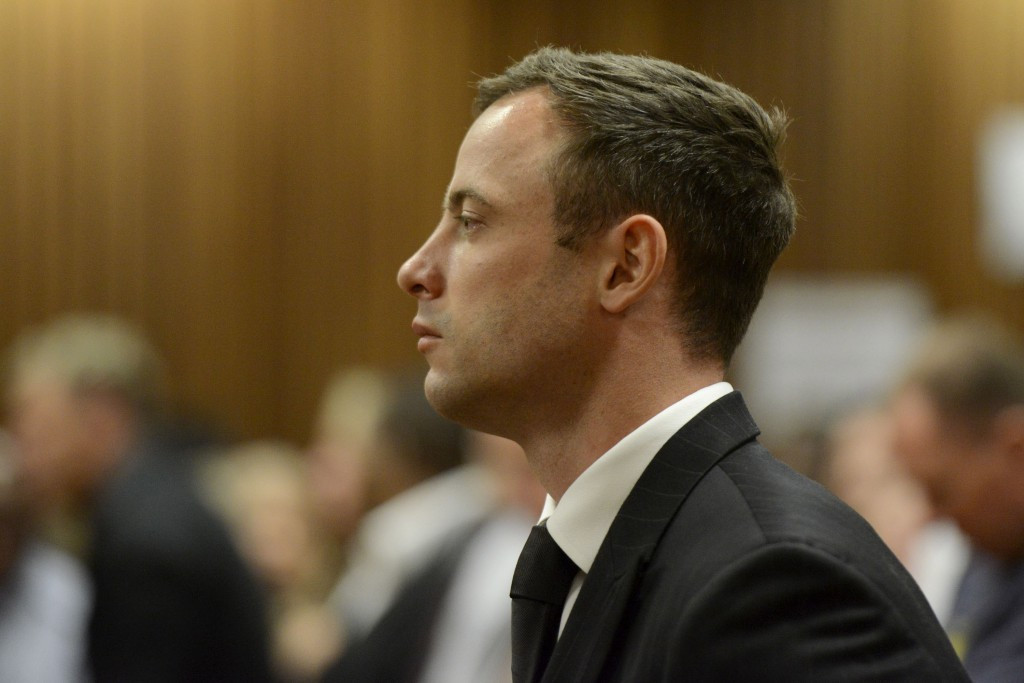 Oscar Pistorius must remain behind bars ©Getty Images