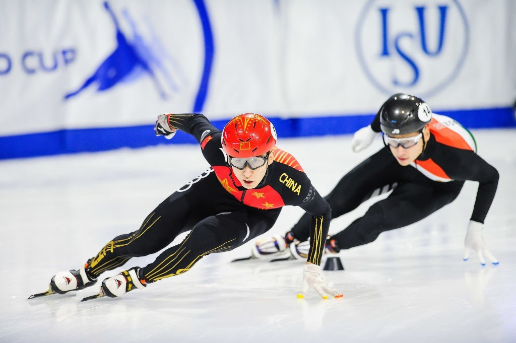 Olympic champions clinch gold at ISU Short Track World Cup as Van Kerkhof seals emotional medal
