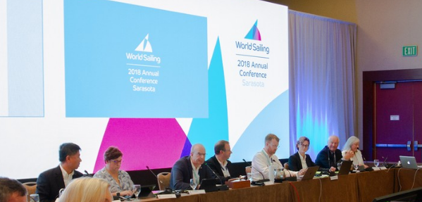 World Sailing hosted their Annual Conference in Sarasota ©World Sailing