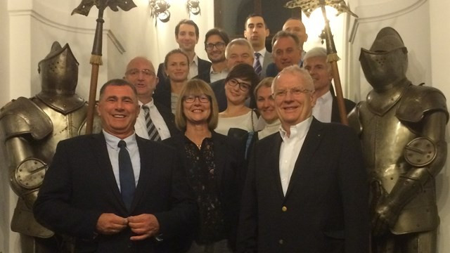 """New European Athletics Commission starts looking at """"the big picture"""""""