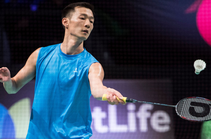Third-seeded South Korean Lee Hyun Il ended the run of Chinese qualifer Zhou Zeqi as he beat him in the men's singles final at the BWF Macau Open ©Getty Images