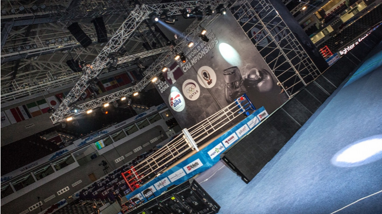 In pictures: 2015 World Boxing Championships Opening Ceremony