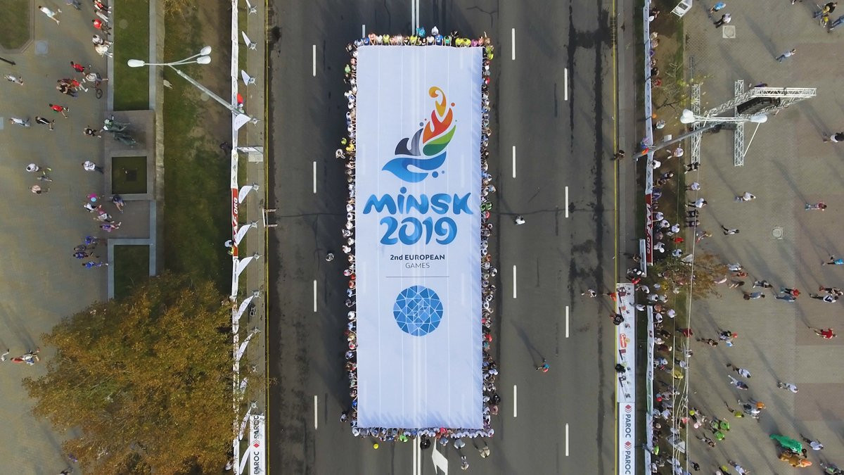European Games host Minsk is one of the three bidders ©Minsk 2019