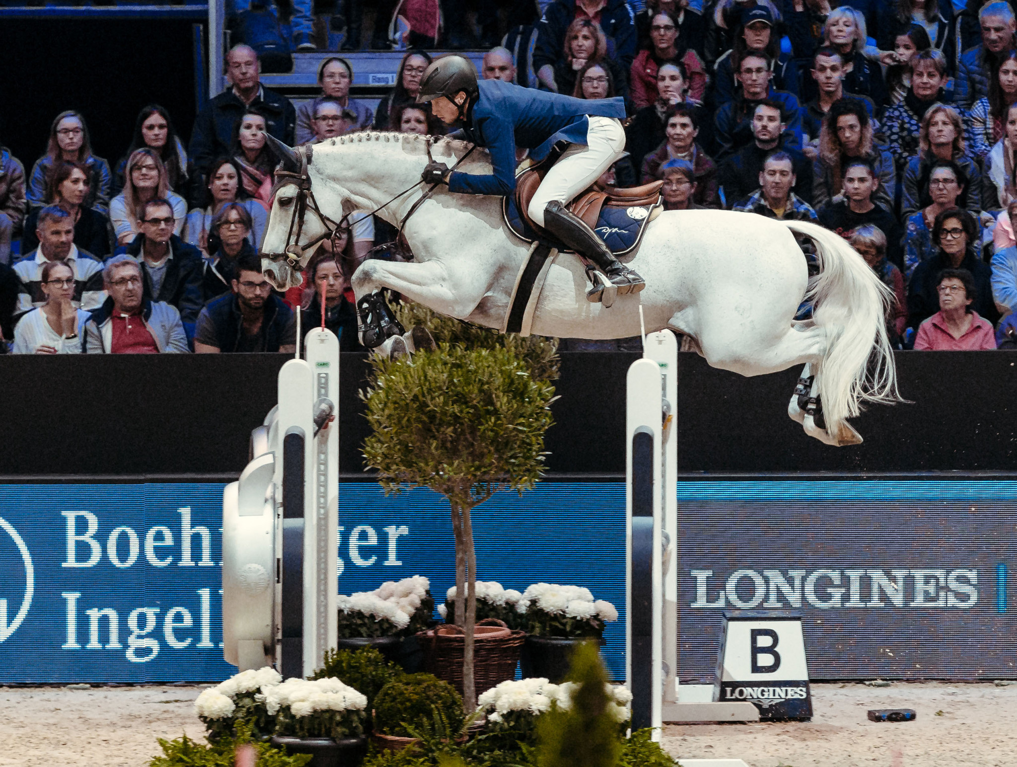 Strong field set for Longines FEI Jumping World Cup in Leipzig