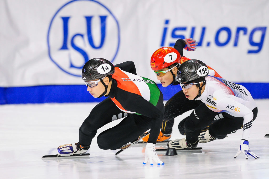 Hungary break 5,000m relay world record at Short Track World Cup in Calgary