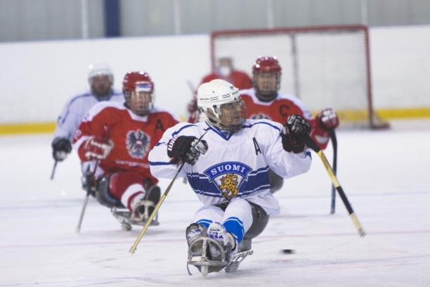 Finland to welcome international new boys at World Para Ice Hockey Championships C-Pool